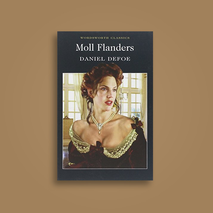 a review of defoes novel moll flanders Literature review service other services  daniel defoes novel the famous moll flanders english literature moll finds her key to success, her way to escape.