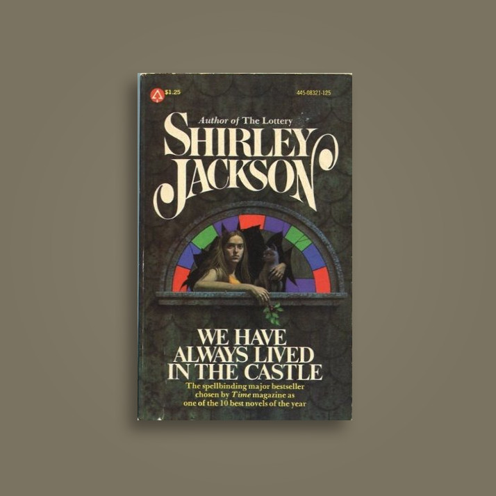 an evaluation of merricats personality in shirley jacksons novel we have always lived in the castle The story tells of the dog's personality  we have always lived in the castle by shirley jackson- a if we have reviewed the same book and you would.