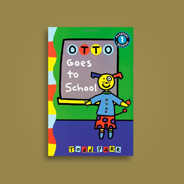 otto goes to school parr todd