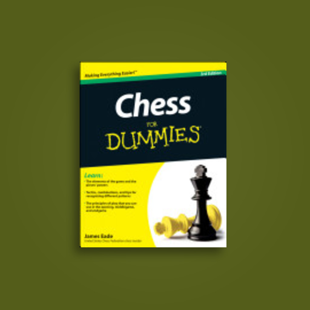 Chess for Dummies - James Eade Near Me   NearSt Find and buy