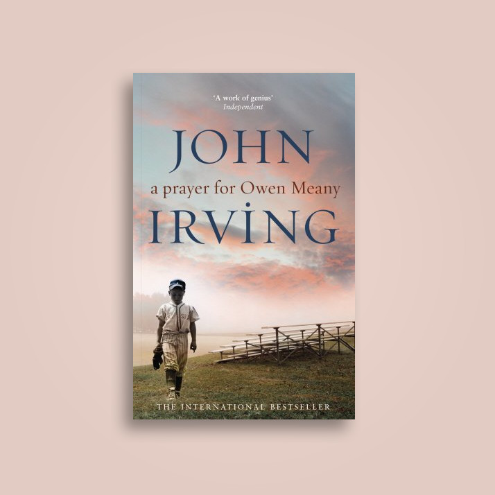 the defining moment in a prayer for owen meany by john irving Page two: fictional fiction according to john irving louis black interviews his former writing teacher about his latest novel, avenue.
