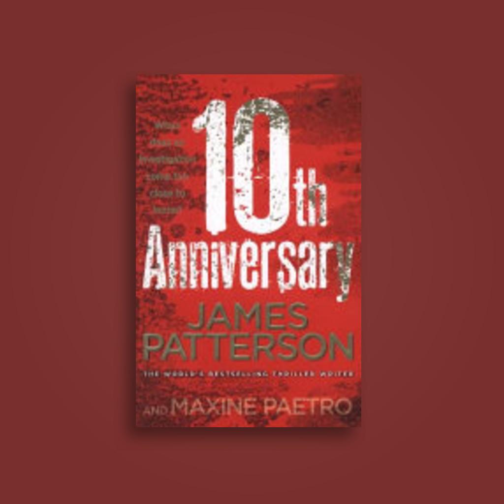 10th Anniversary: (Women's Murder Club ...