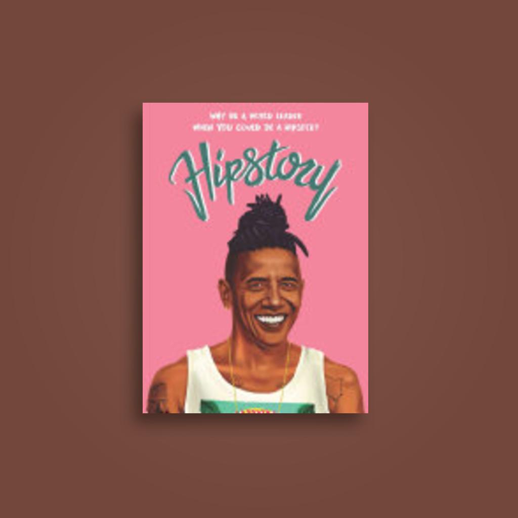 Hipstory Postcard Book - Shimoni Amit