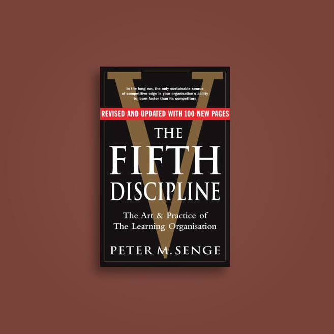 the shared vision in peter senges the fifth discipline These five disciplines: a shared vision (1 peter senge's the fifth discipline summary more references related to peter senges the fifth discipline summary analysis.