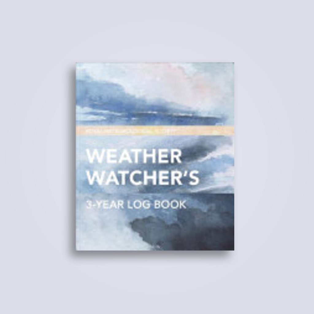 The Royal Meteorological Society Weather Watcher's Three-Year Log Book
