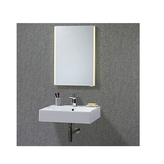 john lewis led trace illuminated bathroom cabinet