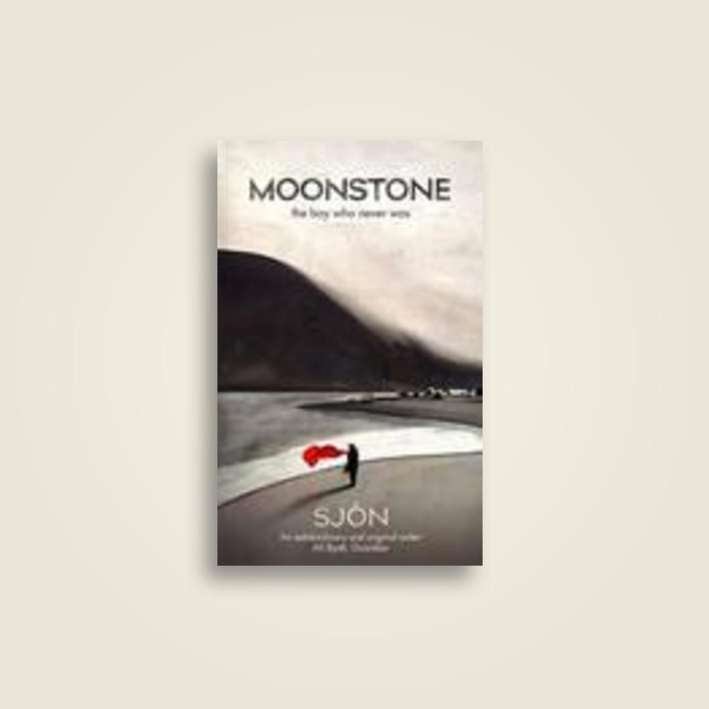 Moonstone: The Boy Who Never Was - Sjón