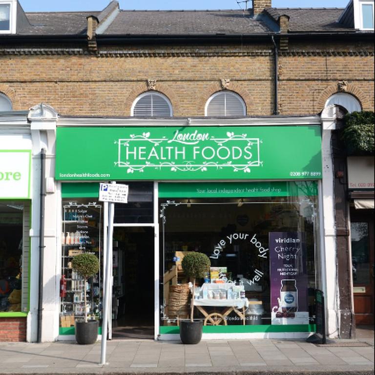 London Health Foods