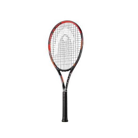 Head Attitude Tour Adult Tennis Racket, Orange