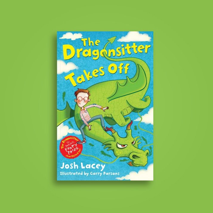 The Dragonsitter Takes Off Josh Lacey Near Me Nearst Find And