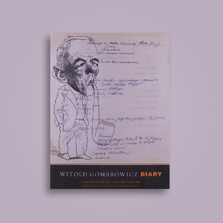 Diary - Witold Gombrowicz