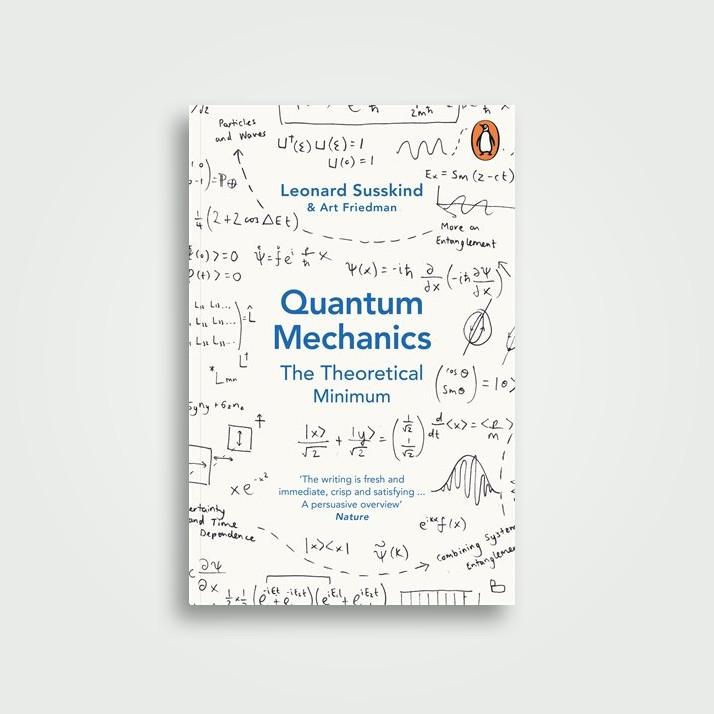 Quantum Mechanics The Theoretical Minimum Theoretical Minimum 2