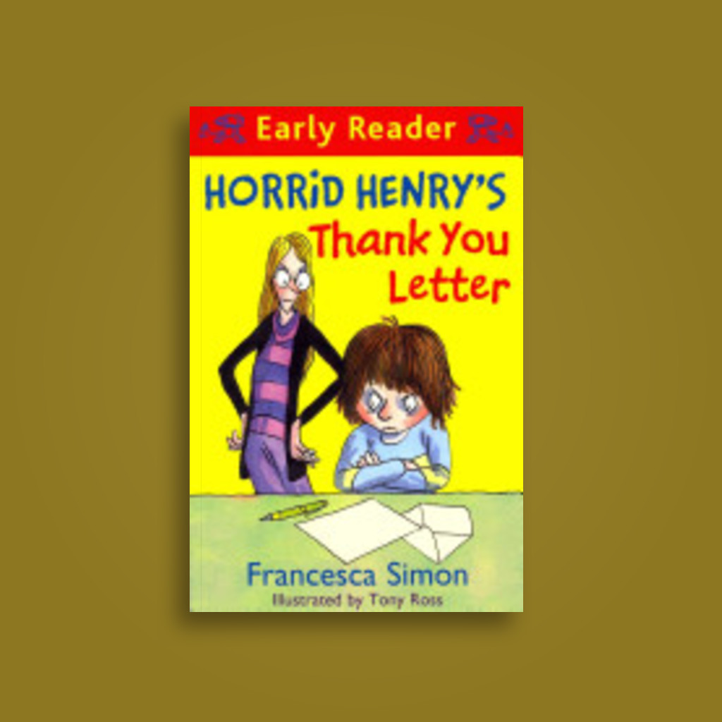 horrid henry early reader horrid henry and the demon dinner lady ross tony simon francesca