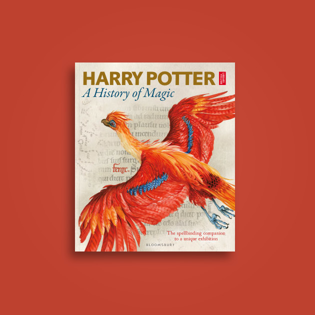 Harry Potter: A History of Magic - British Library