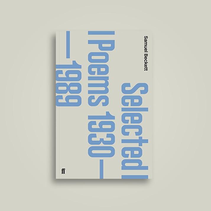 Selected Poems, 1930-1988 - Samuel Beckett