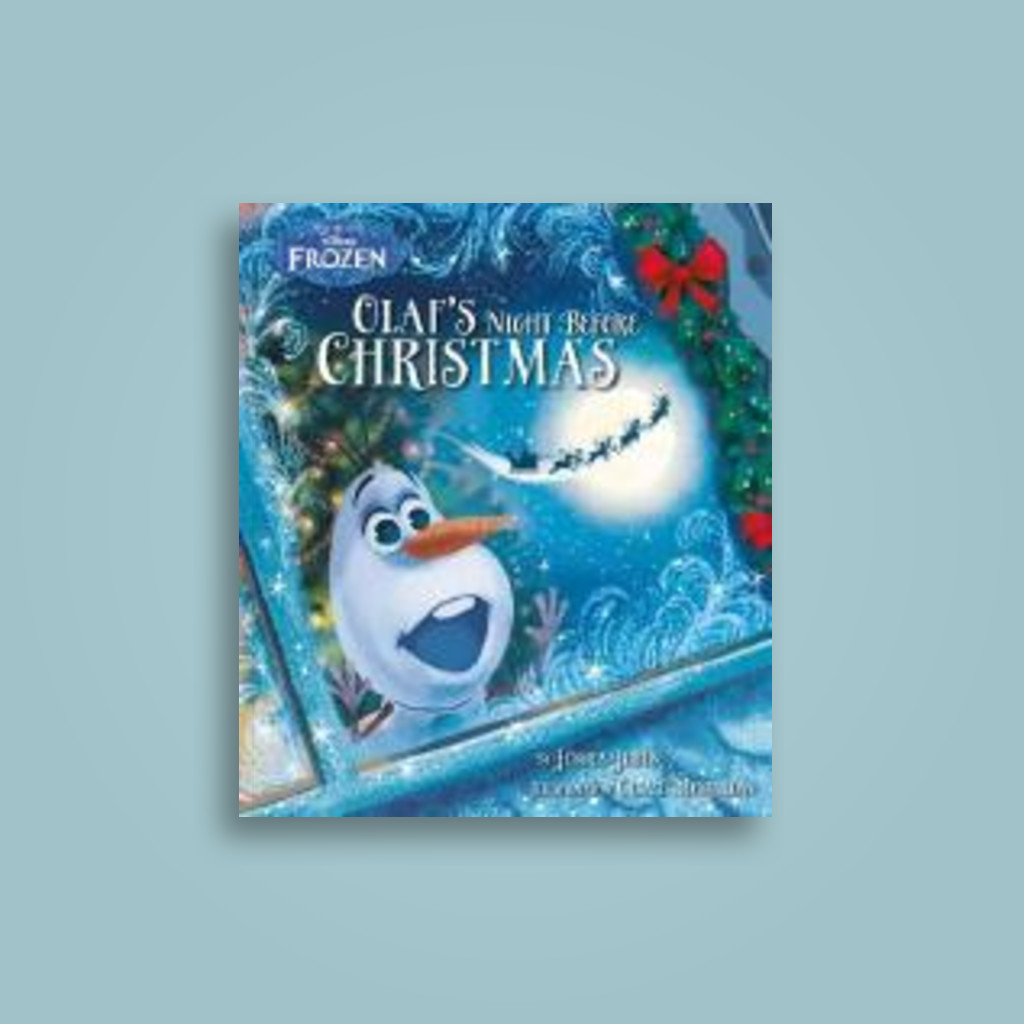 Disney Frozen Olaf\'s Night Before Christmas - undefined Near Me ...