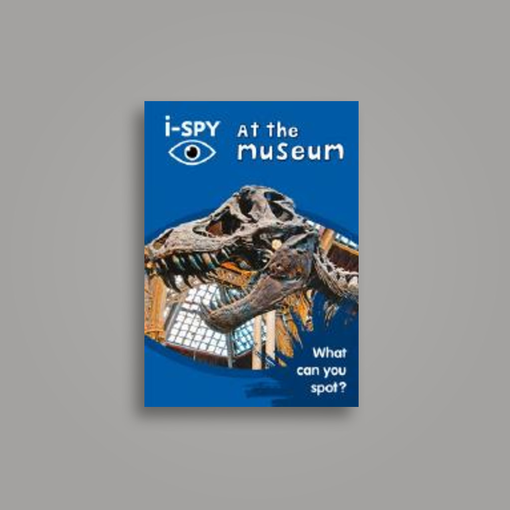 i-SPY at the Museum: What Can You Spot?
