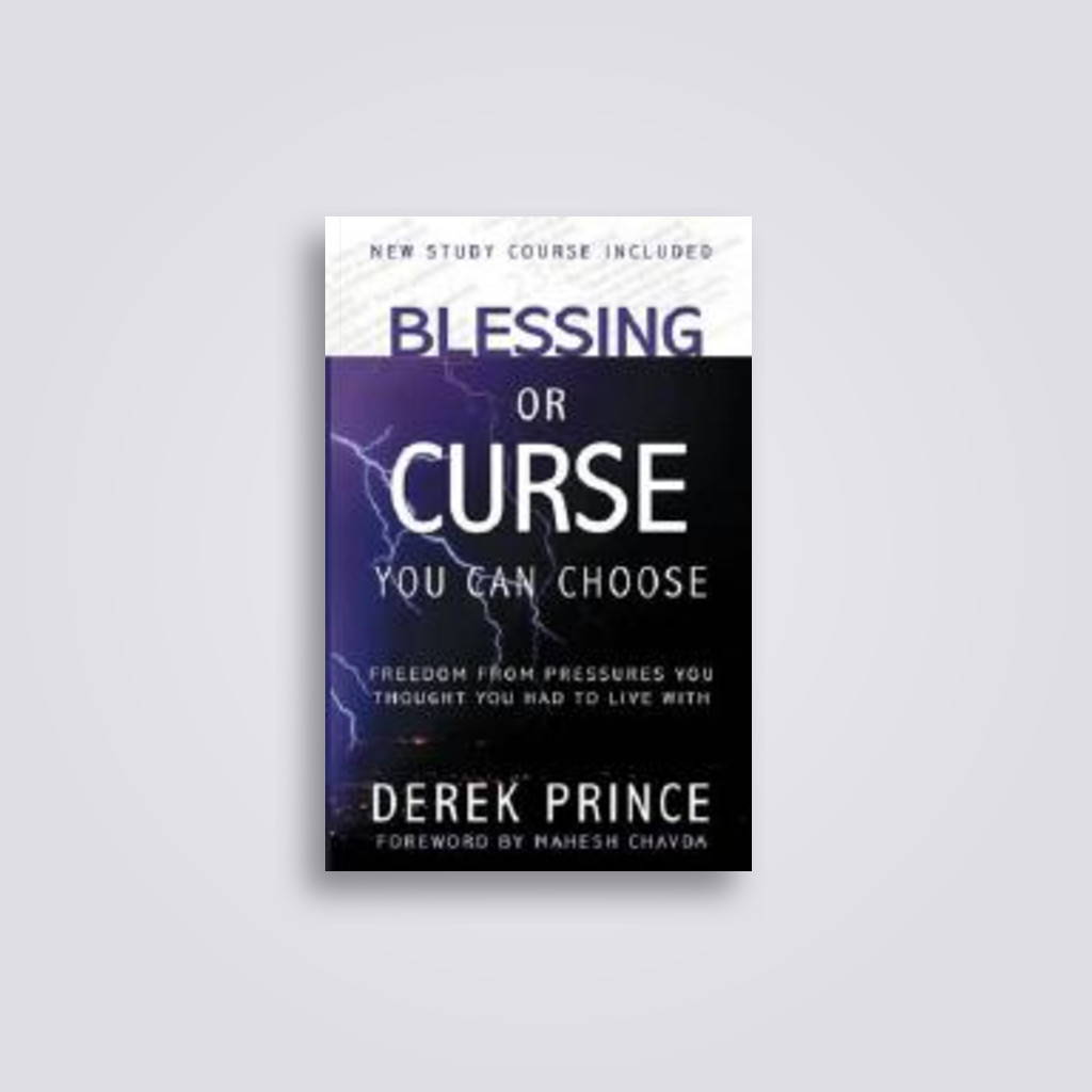 Blessing Or Curse You Can Choose Freedom From Pressures Thought Had To