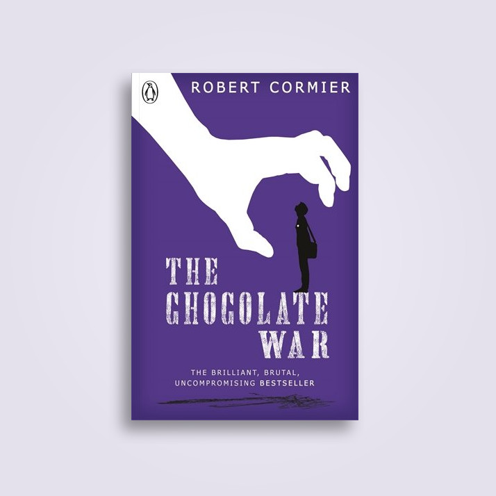 an examination of the book the chocolate wars by robert cormier Robert cormier was a journalist and author, acclaimed for his young adult novels with their uncompromising examination of contemporary issues his novels included the prize-winning the chocolate war and i am the cheese.