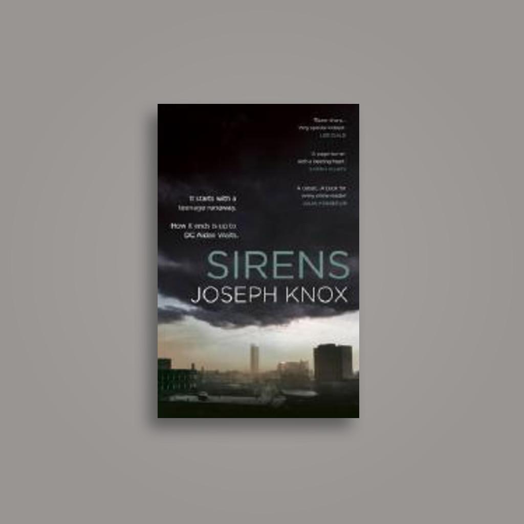 Sirens - Joseph Knox