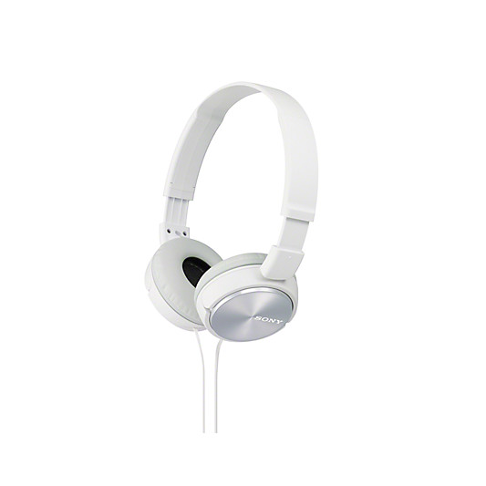 Sony MDR-ZX310 On-Ear Headphones with Mic/Remote