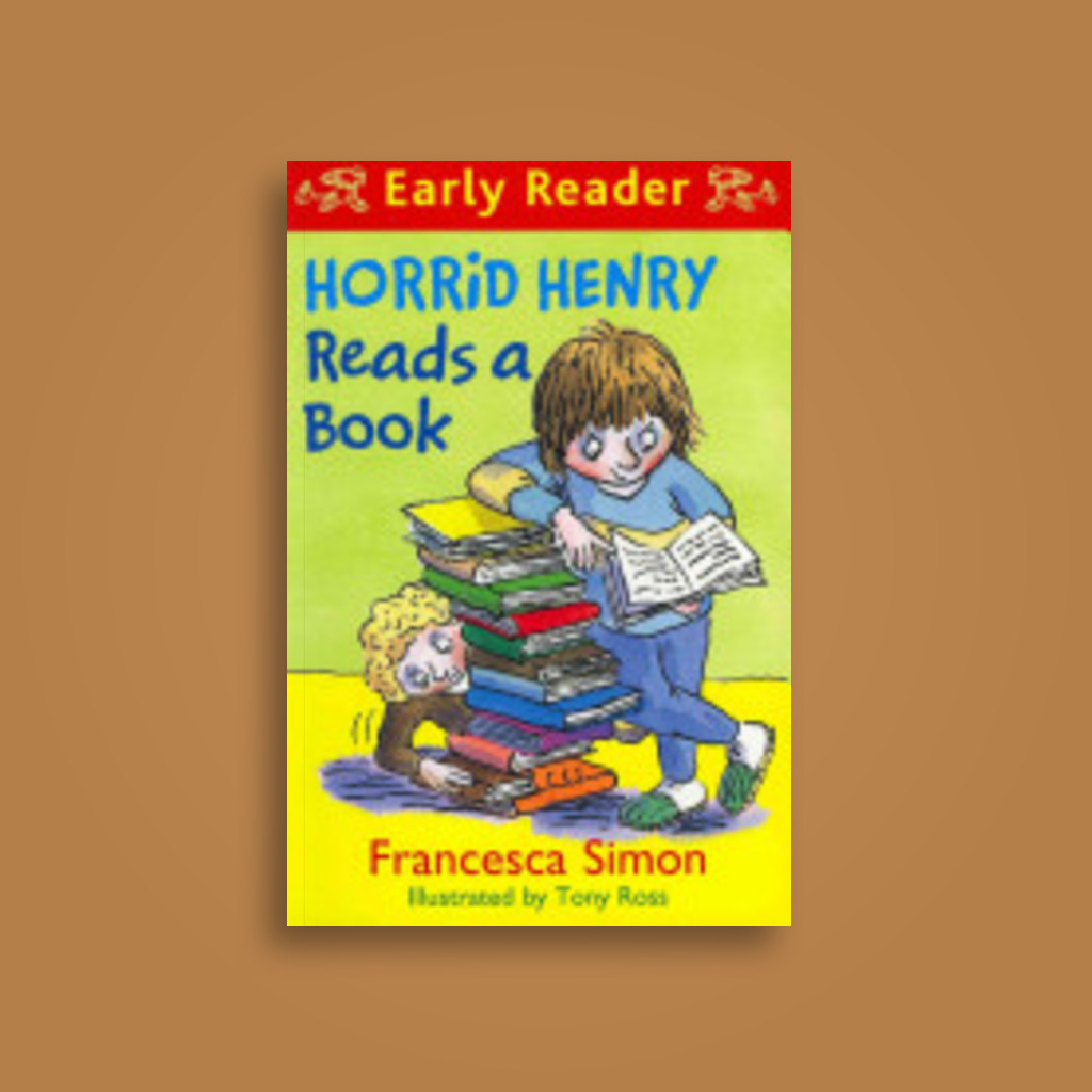 Horrid henry reads a book francesca simon near me nearst find horrid henry reads a book expocarfo Choice Image