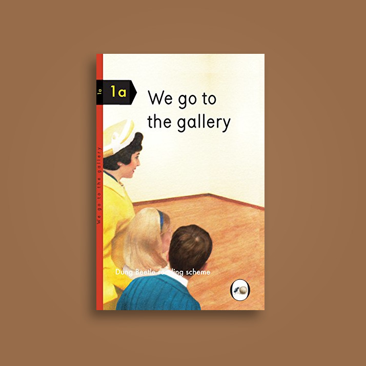 We Go to the Gallery: A Dung Beetle Learning Guide - Miriam Elia