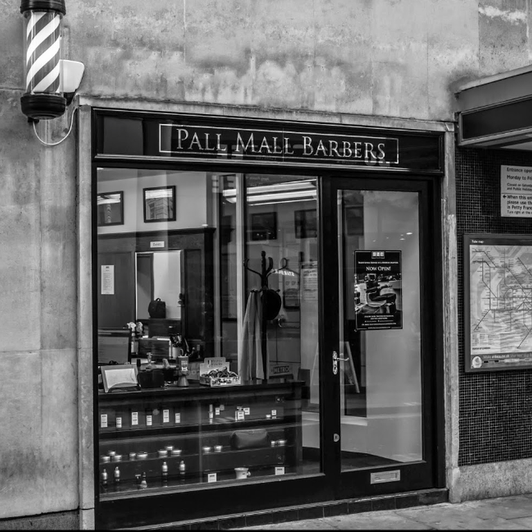 Pall Mall Barbers Westminster