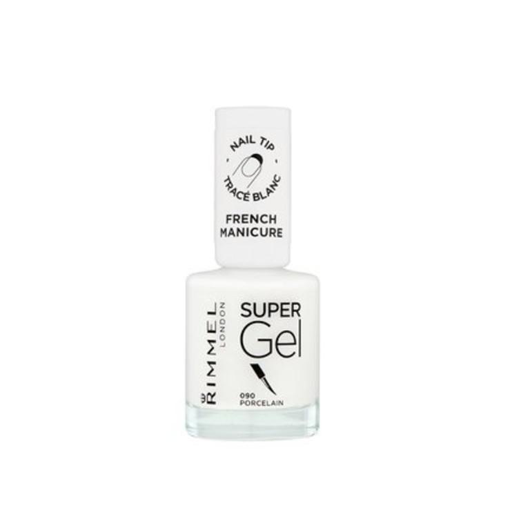 Rimmel London Super Gel French Manicure Porcelain 090