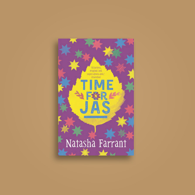 Time for Jas  (The Diaries of Bluebell Gadsby, #4)