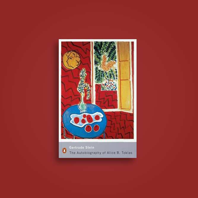 The Autobiography of Alice B.Toklas - Gertrude Stein