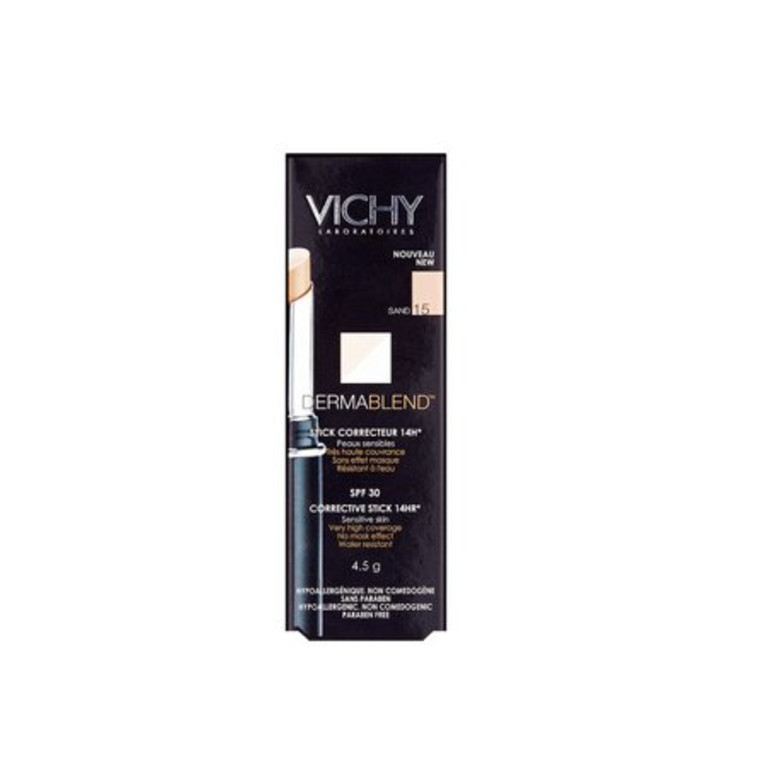 Vichy Dermablend Corrective Stick 4.5g Opal (White) 15