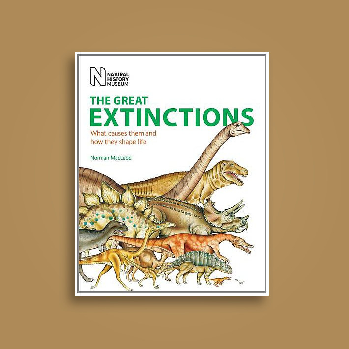 the great extinctions what causes them and how they shape life