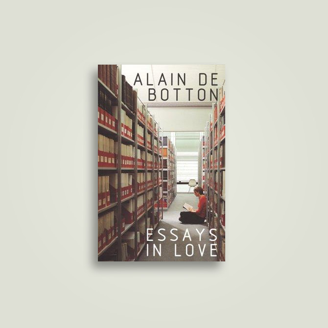 Essays in Love - Alain de Botton Near Me | NearSt Find and buy ...