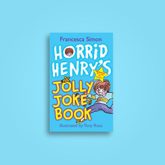 Horrid Henry's Jolly Joke Book - Francesca Simon Near Me | NearSt