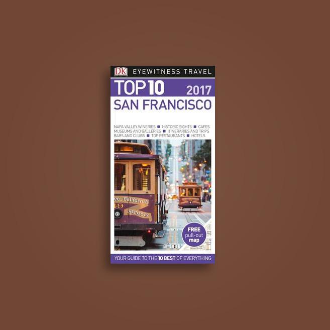 DK Eyewitness Travel Guide: San Francisco