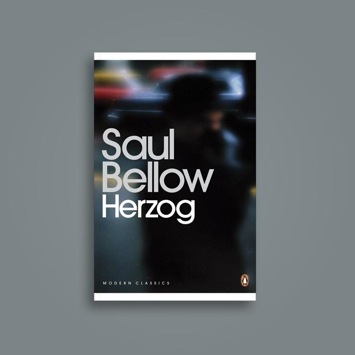 Herzog - Saul Bellow, Malcolm Bradbury