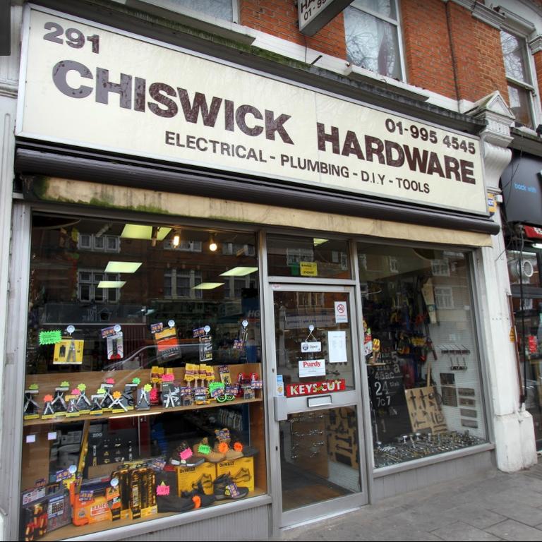 Chiswick Hardware