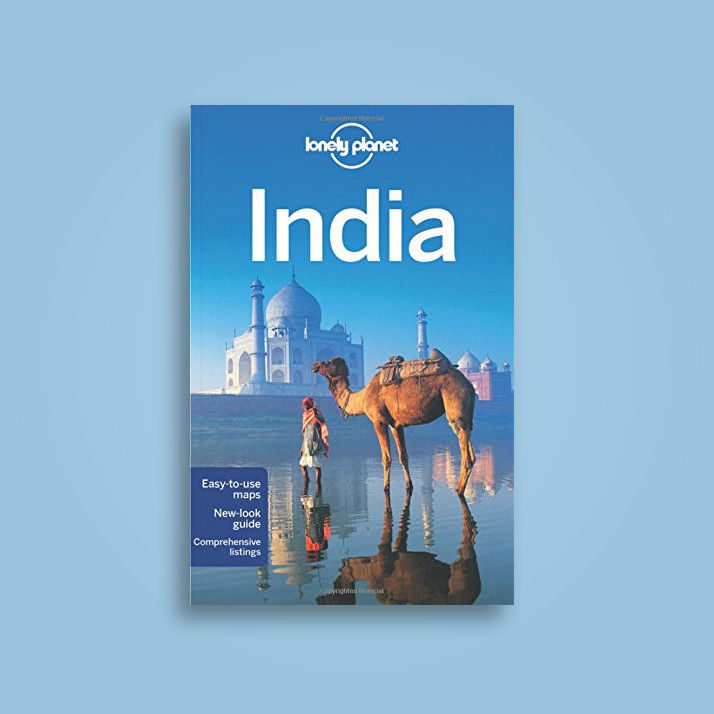 Lonely Planet India - Lonely Planet