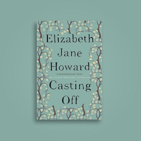 Casting Off - Elizabeth Jane Howard