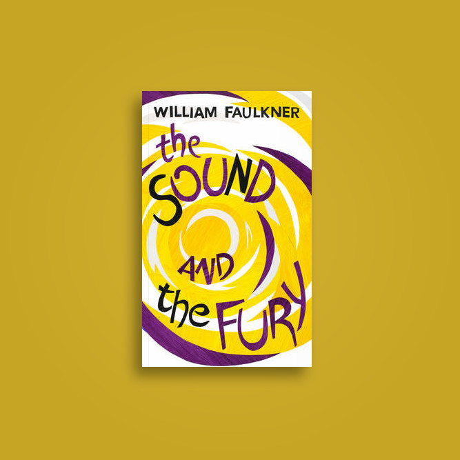 The Sound And The Fury (Vintage Summer) - William Faulkner