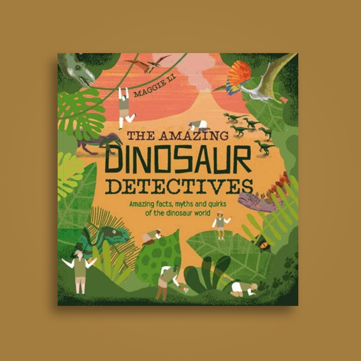 the amazing dinosaur detectives amazing facts myths and quirks of