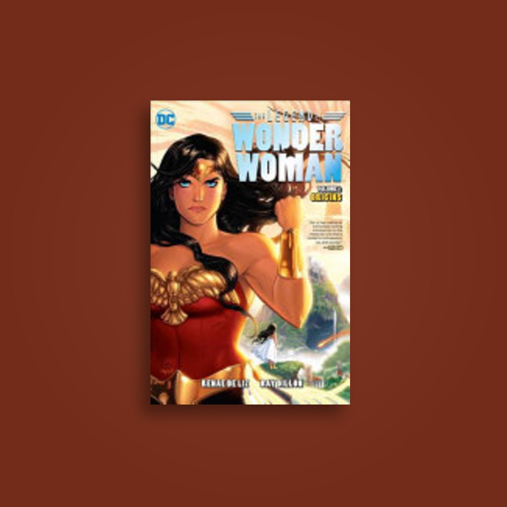 The Legend of Wonder Woman: Origins - Renae De Liz