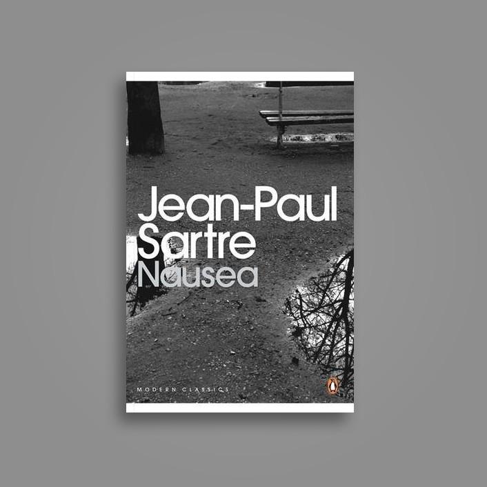 Nausea  - Jean-Paul Sartre, James    Wood, Robert Baldick