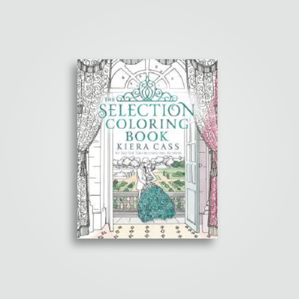 The Selection Coloring Book Undefined Near Me Nearst Find And