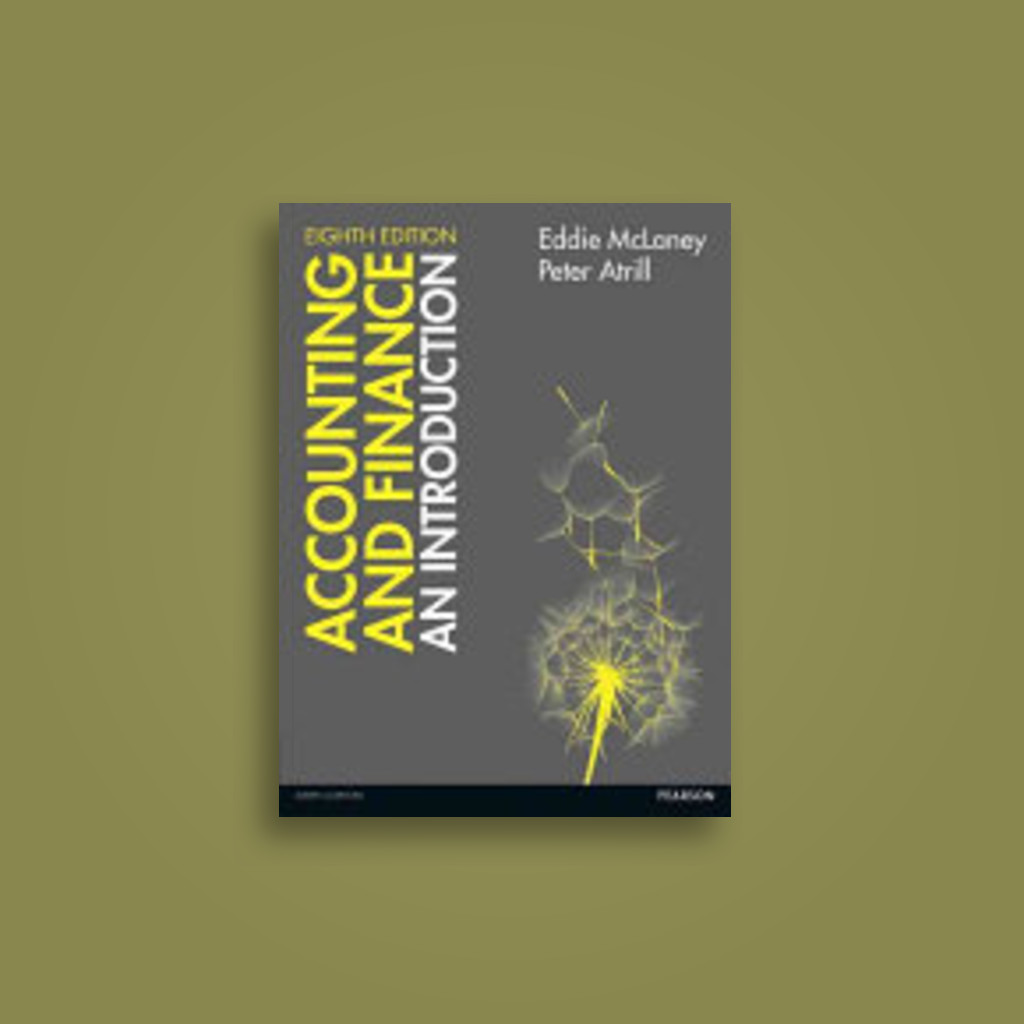 Accounting and Finance: An Introduction 8th Edition - Peter Atrill, Eddie McLaney