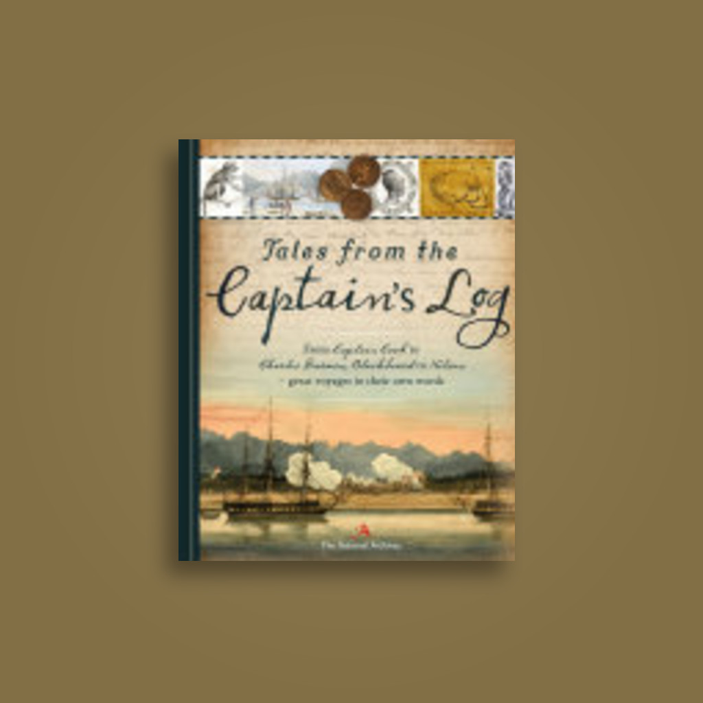 Tales from the Captain's Log - The National Archives