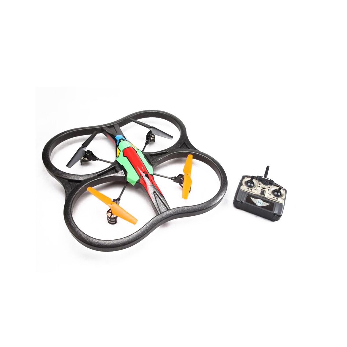 Flying Gadgets Remote-Controlled Xtra Drone with HD Camera