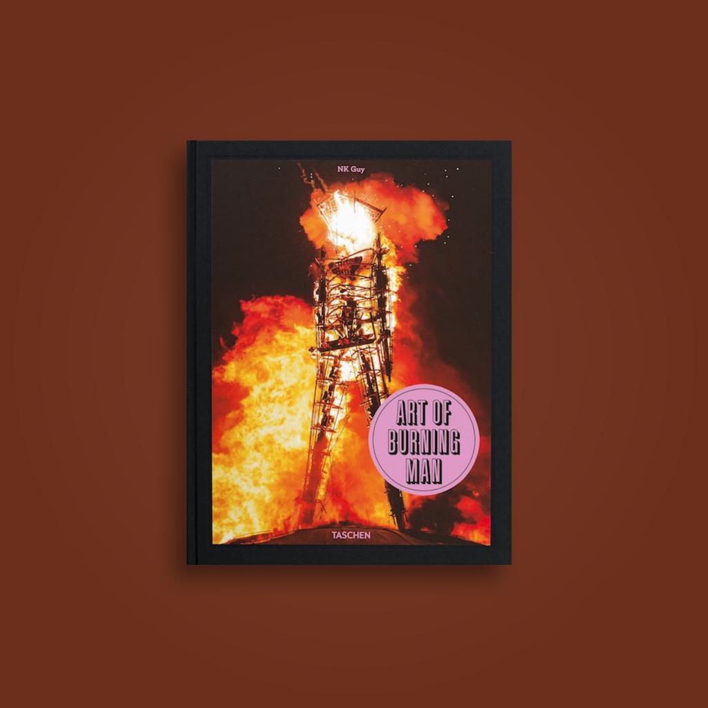 Art of Burning Man - NK Guy