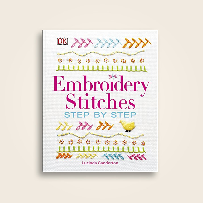 Embroidery Stitches Step By Step Lucinda Ganderton Near Me